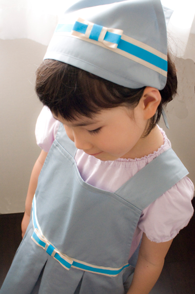 kidsapron_blue